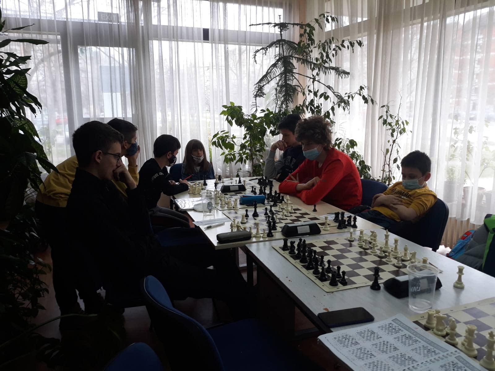 Održan martovski kategorni turnir za IV i III kategoriju u ŠK Bubamari