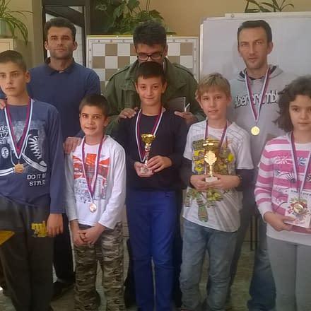Drugi rodjendan škole šaha BUBAMARA – 2015.
