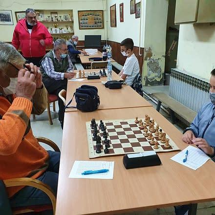 ŠK Bubamara u gostima kod ŠK Jedinstvo iz Rumenke – 4. kolo novosadske šahovske lige 26.09.2020.