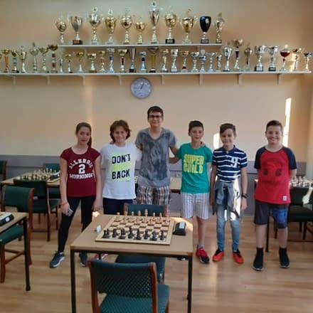 Učestvovanje članova ŠK Bubamara na Otvorenom amaterskom prvenstvu Novog Sada / 20-27. juna 2020.
